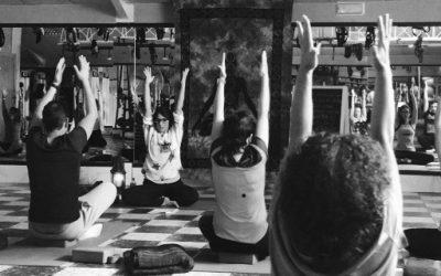 Yoga en Volumen X